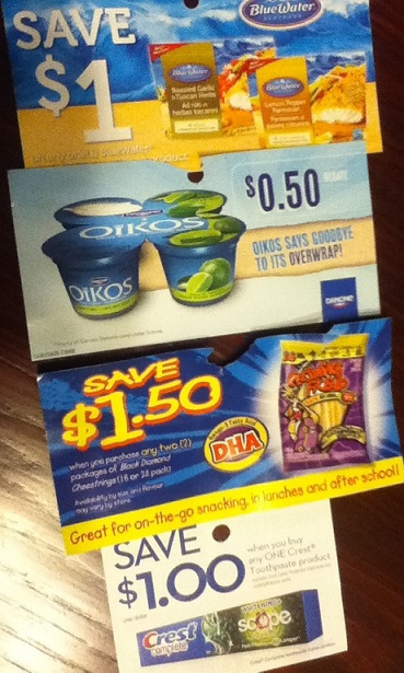 anadian coupons crest, oikos