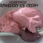 Easy Strawberry Ice Cream: No Machine Required!