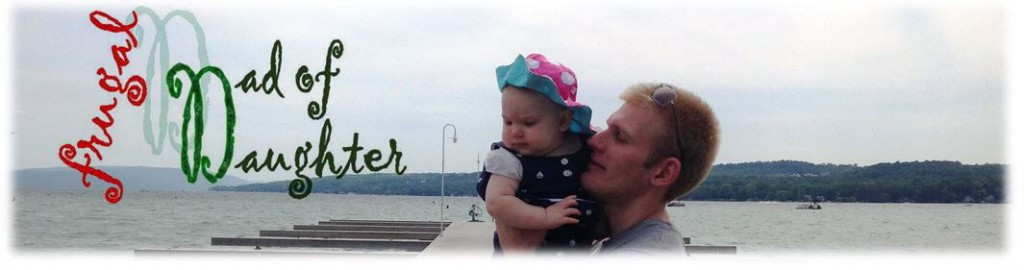 frugal dad of daughter blog
