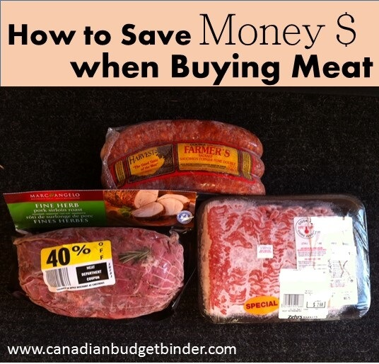 ho w to saave money when buying meat