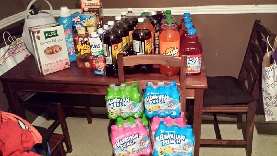 Joannes grocery haul brag