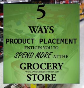 5 ways product placement entices you to spend more