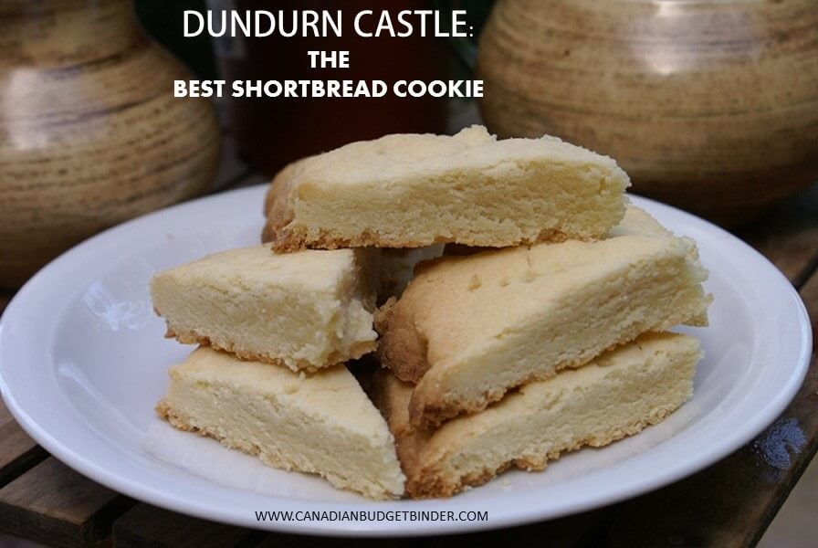DUNDURN CASTLE BEST SHORTBREAD COOKIES