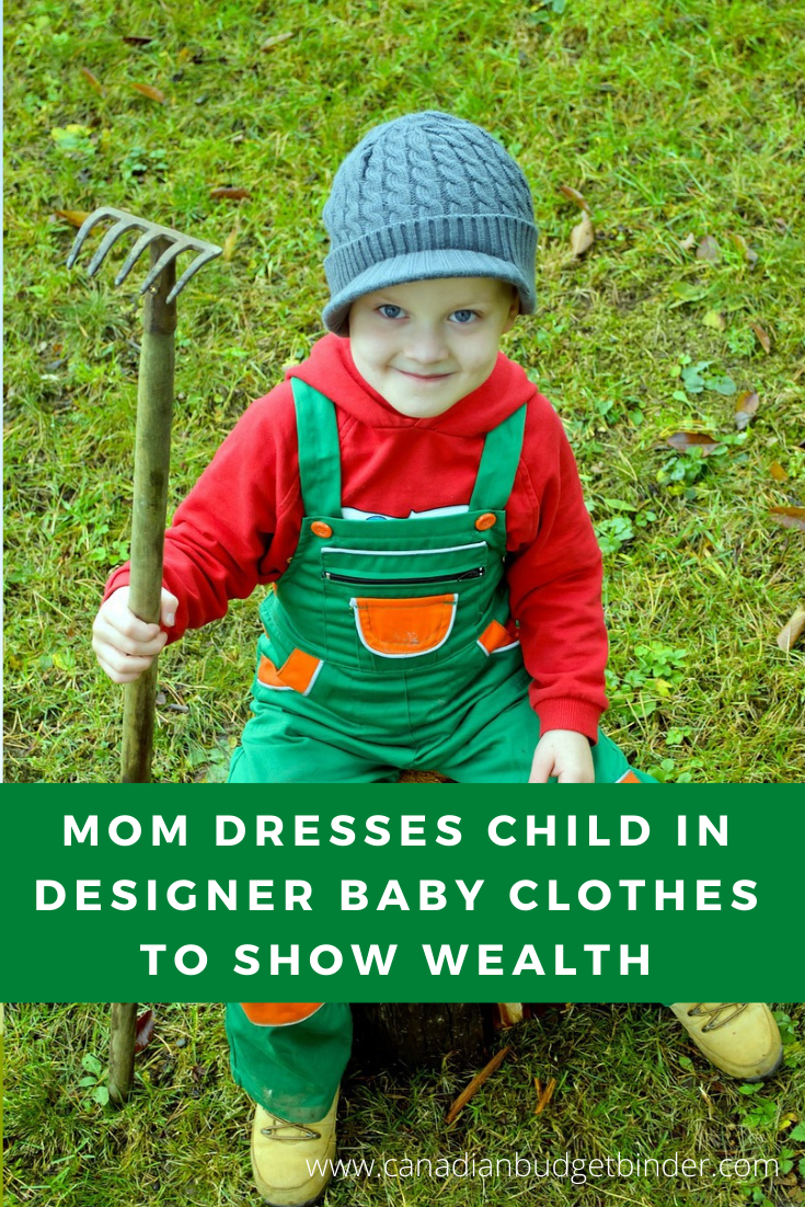 Mom Dresses Child in Designer Baby Clothes to Show Wealth : The Saturday Weekend Review #132