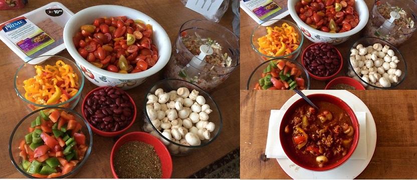 how to make turkey chili
