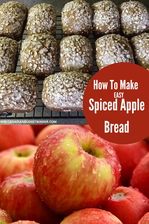 easy apple loaf
