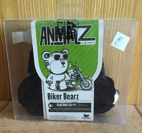 toddler headphones Biker Bearz