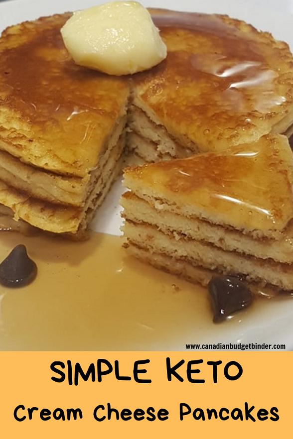 easy keto pancakes