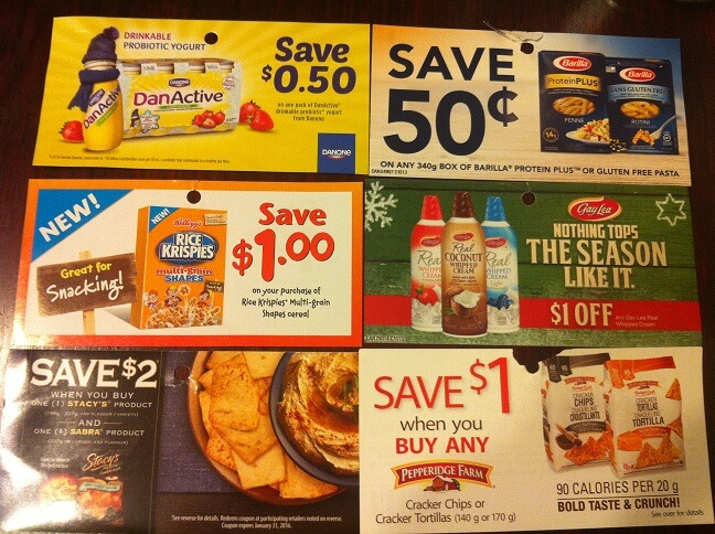 Canadian Coupons 2016