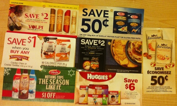 December 2015 grocery coupons Canada(1)