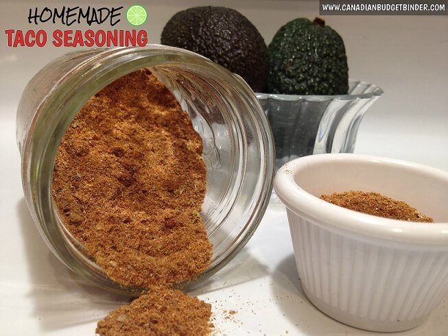 HOMEMADE TACO SEASONING(1)