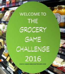 THE GROCERY GAME CHALLENGE 2016 CANADIAN BUDGET BINDER(1)