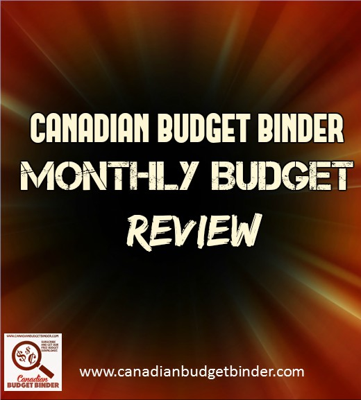 Property Tax Bill-One Bill You'll Never Burn : February 2016 Monthly Budget Review