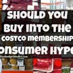 Should You Buy Into The Costco Membership Consumer Hype? : The Grocery Game Challenge 2016 #2 Feb 8-14