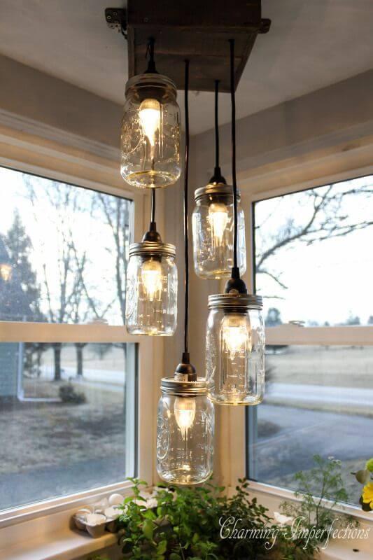 mason jar chandelier(1)
