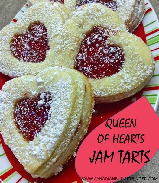 queen of hearts jam tarts COVERqueen of hearts jam tarts COVER