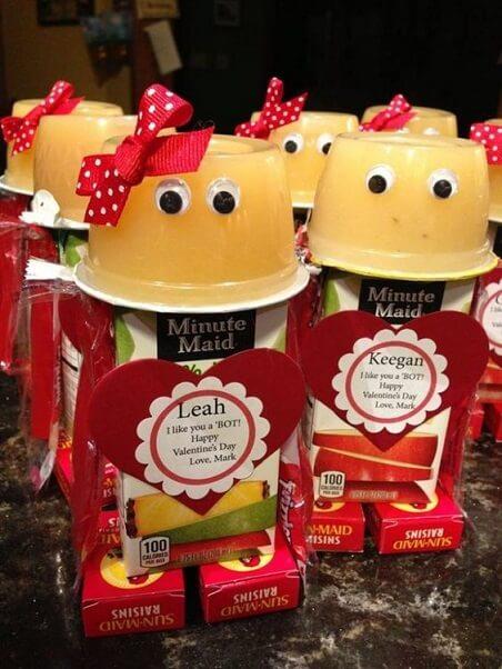 kids Valentine's Crafts