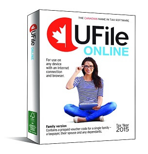 Let UFile Online Do The Hard Work at Income Tax Time (Review and Giveaway)