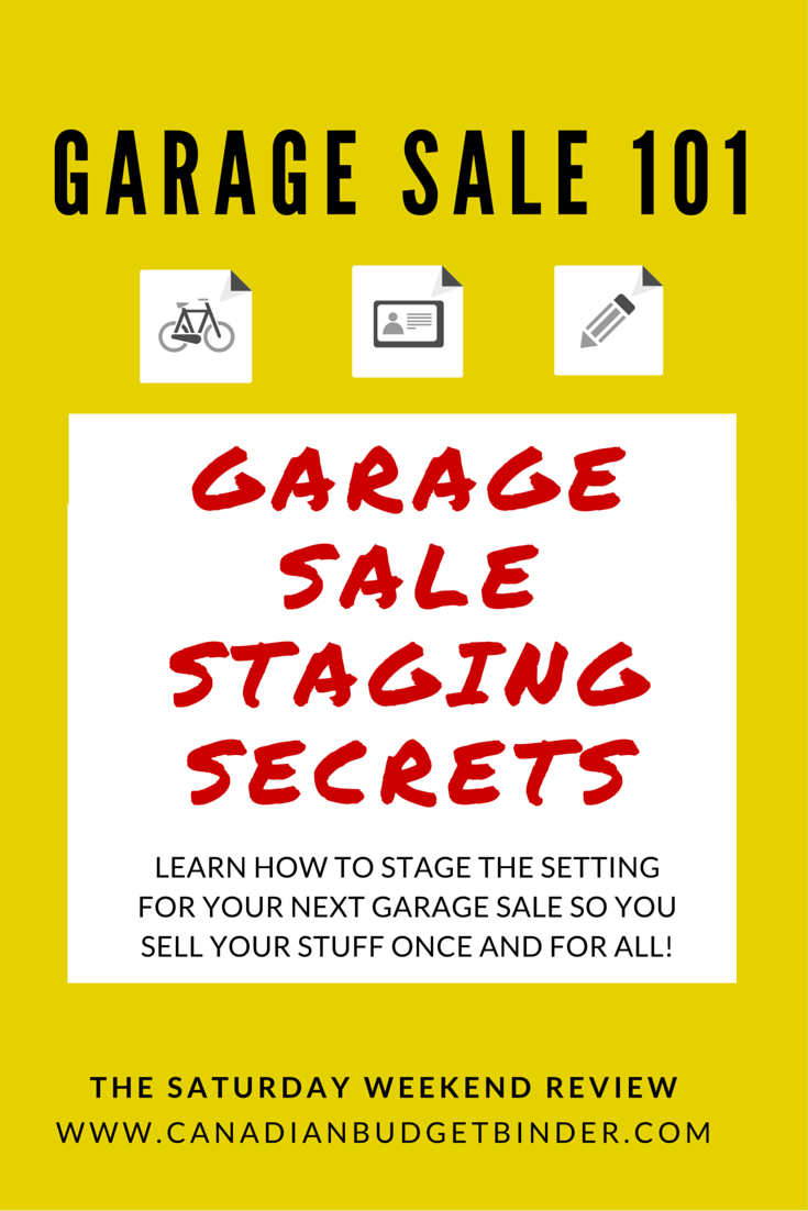 5 Garage Sale Staging Secrets To Sell Your Stuff Fast
