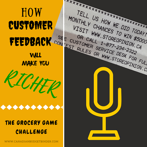 How Customer Feedback Will Make You Richer : The Grocery Game Challenge 2016 #2 Apr 11-17