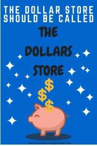 The Dollars Store Dollar Store