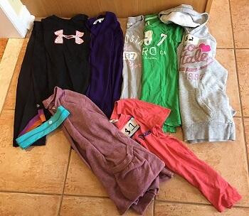 June Garage Sale Jen 1 Aeropostal clothes