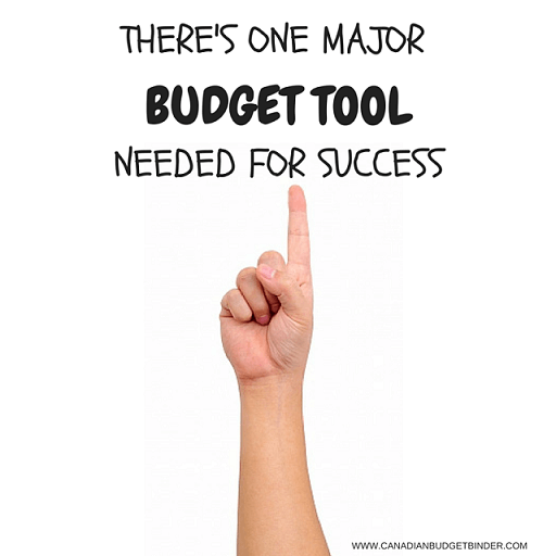 There's One Major Budget Tool Needed For Success : Our May 2016 Budget Report