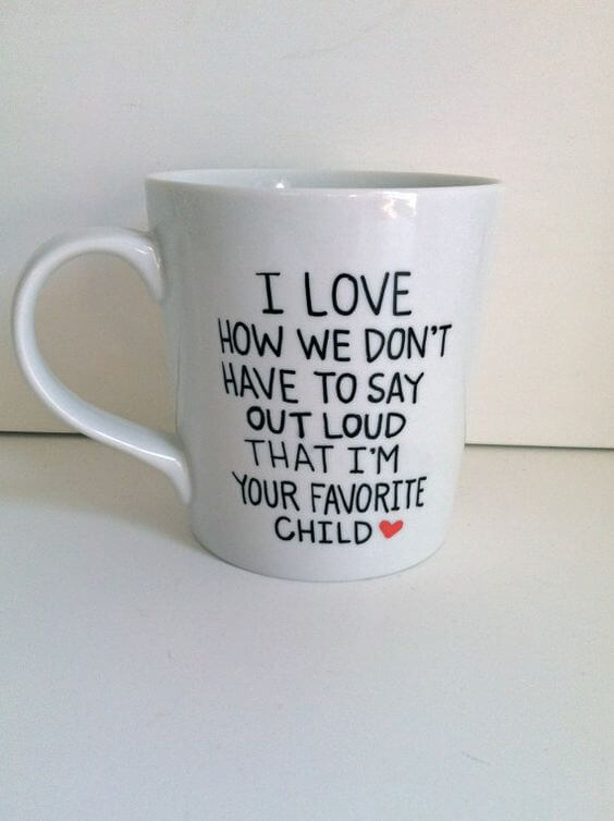 funny dad fathers day cup