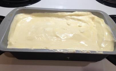 homemade no churn vanilla keto ice-cream low-carb
