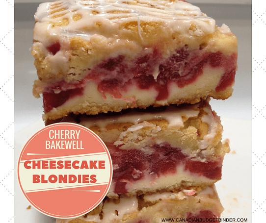 HERRY BAKEWELL Cheesecake Blondie 6(1)