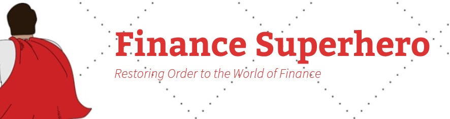 Finance Superhero - Guest
