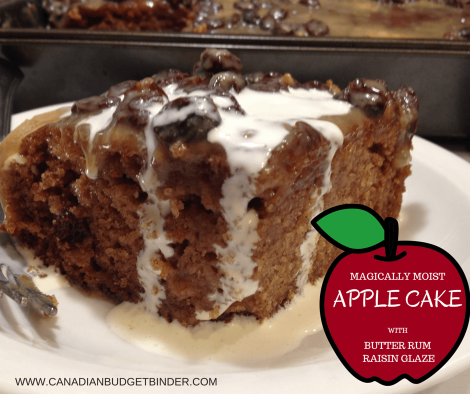 MAGICALLY MOIST APPLE CAKE 2