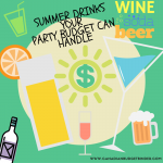 Summer Drinks Your Party Budget Can Handle : The Grocery Game Challenge 2016 #1 July 4-10