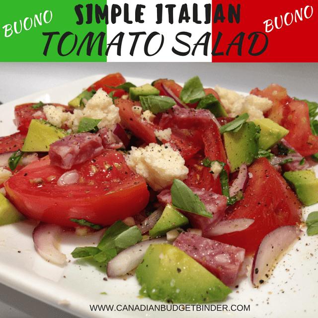 SIMPLE ITALIAN TOMATO SALAD 1(1)