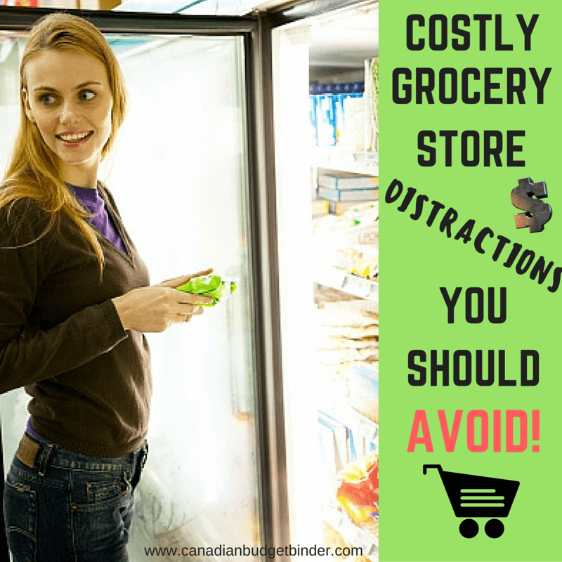 costly grocery store distractions you should avoid