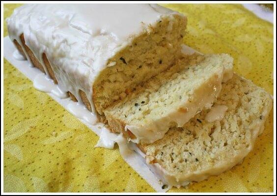 Lemon zucchini loaf(1)