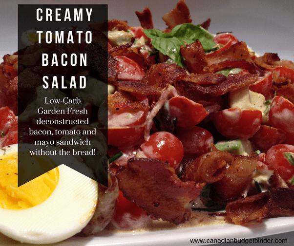 BTM cover 1 creamy bacon tomato salad