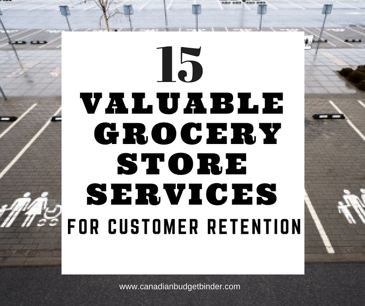 15 Valuable Grocery Store Services For Customer Retention: The Grocery Game Challenge 2016 #2 Oct 10-16