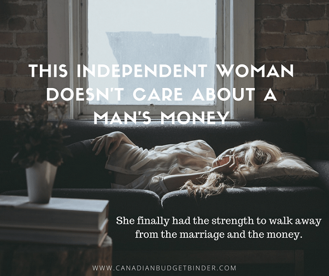 This Independent Woman Doesn't Care About A Man's Money : The Saturday Weekend Review #195
