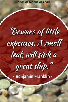 beware-of-little-expenses