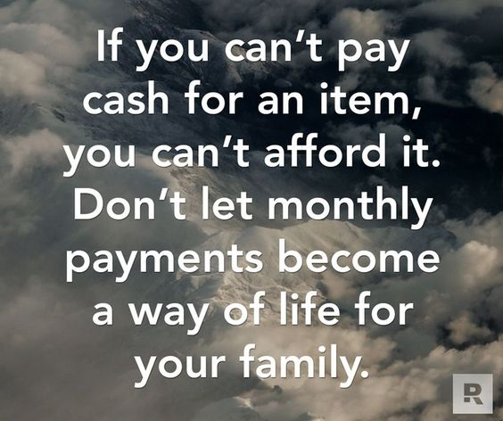 monthly-payments-a-way-of-life