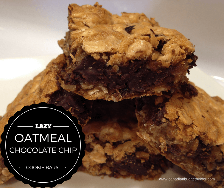 lazy oatmeal chocolate chip cookie bars-2