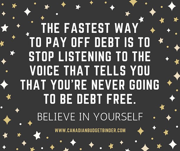 THE FASTEST WAY TO PAY OFF DEBT