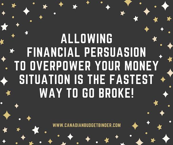 financial persuasion money quote