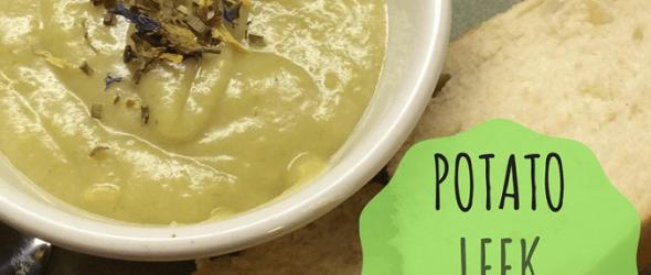 potato leek soup fb