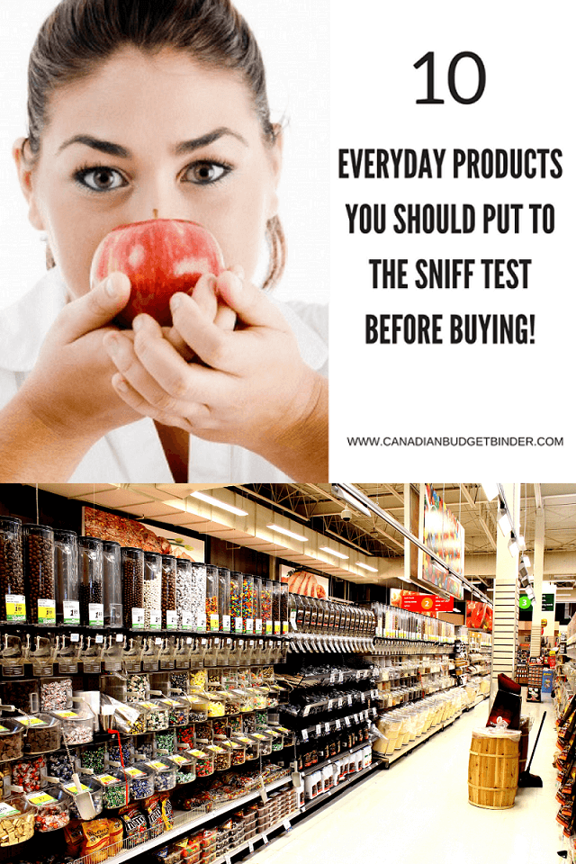 10 Everyday Products You Should Sniff Test Before Buying