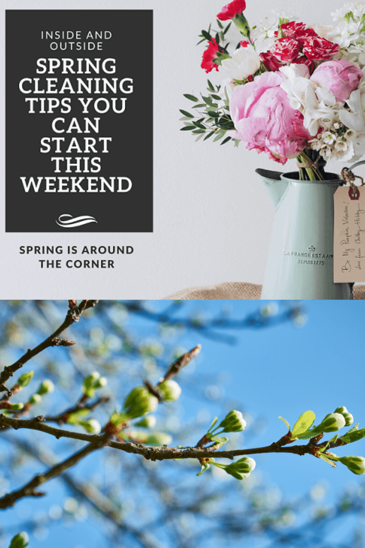 Spring Cleaning Tips To Start Your Check-list