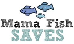Mama Fish Saves logo