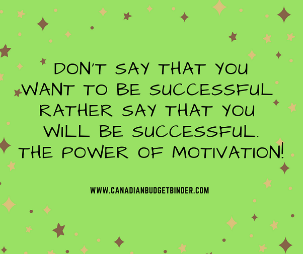 motivation to be successful quote 2