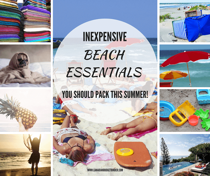 Inexpensive Beach Essentials You Should Pack This Summer  : The Saturday Weekend Review #227